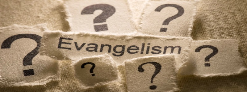 Evangelism is not a Spiritual Gift